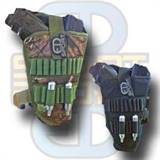 Hylster for paintballpistol, enkelt